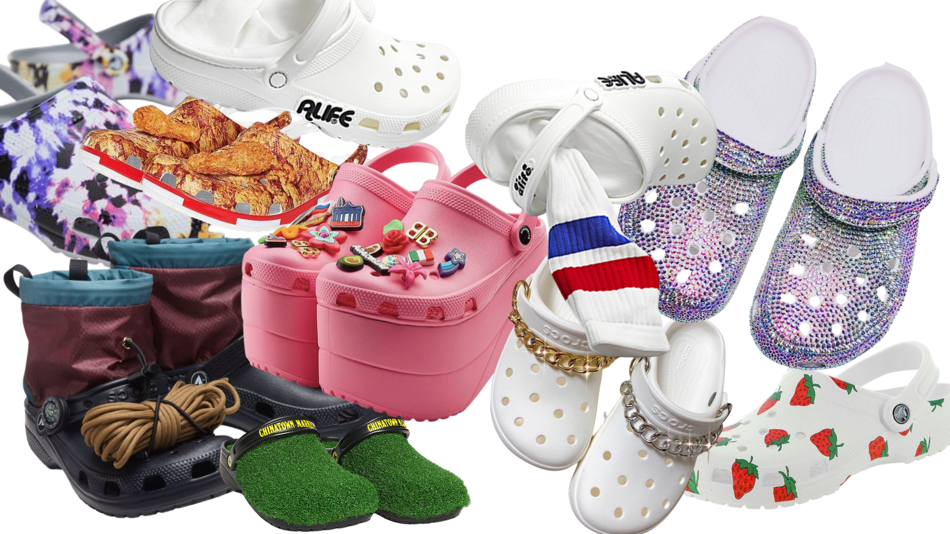 Hot or Not: CROCS (Spoiler Alert They're Hot and Here's 5 Ways to Wear Them)